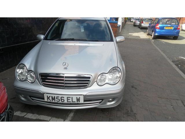 used mercedes benz 2006 diesel class c220 cdi avantgarde saloon silver edition for sale in. Black Bedroom Furniture Sets. Home Design Ideas