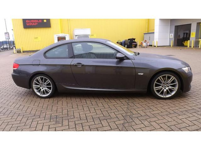 Used 2007 bmw 3 series coupe grey edition 320d m sport - Bmw 3 series m sport coupe ...