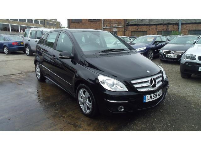Used mercedes benz 2009 manual diesel class b180 cdi se for Used mercedes benz sale