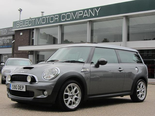 Used Mini Clubman 2007 Manual Petrol 16 Cooper S 5 Door Grey For