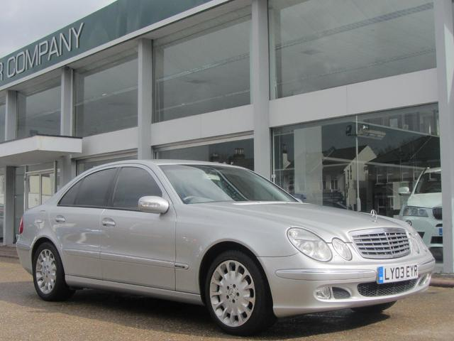 Used mercedes benz 2003 automatic petrol class e500 for 2003 mercedes benz e500 for sale
