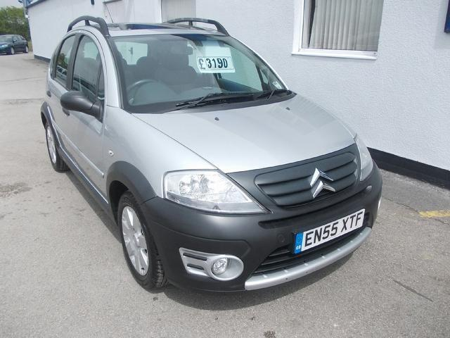 used citroen c3 2006 silver colour petrol 16v xtr 5. Black Bedroom Furniture Sets. Home Design Ideas