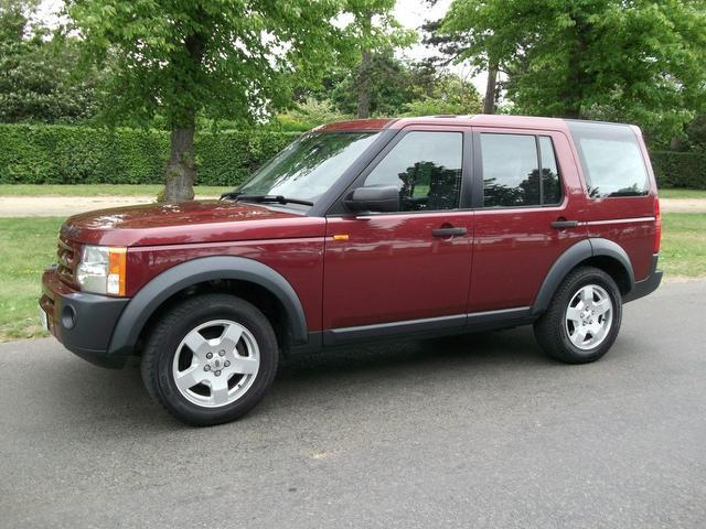 used red land rover discovery 2005 diesel 2 7 td v6 4x4 in great condition for sale autopazar. Black Bedroom Furniture Sets. Home Design Ideas