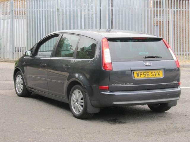 used ford focus 2006 gray colour unleaded c max for sale in epsom uk autopazar. Black Bedroom Furniture Sets. Home Design Ideas