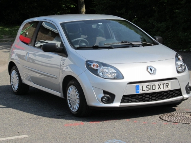 Used Renault Twingo 2010 Silver  Petrol Manual for Sale