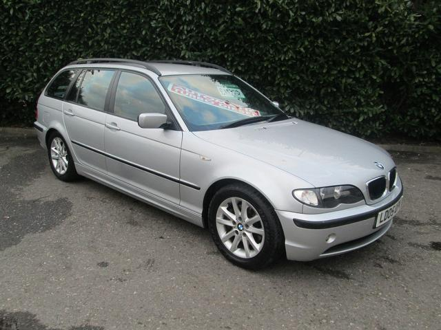 Bmw For Sale In Hampshire Used Bmw Model 320d Es 5dr