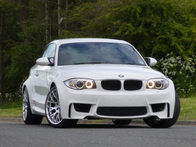 Used 2011 Bmw 1 Series Coupe M 2dr 3.0 Petrol For Sale In Turrif Uk ...