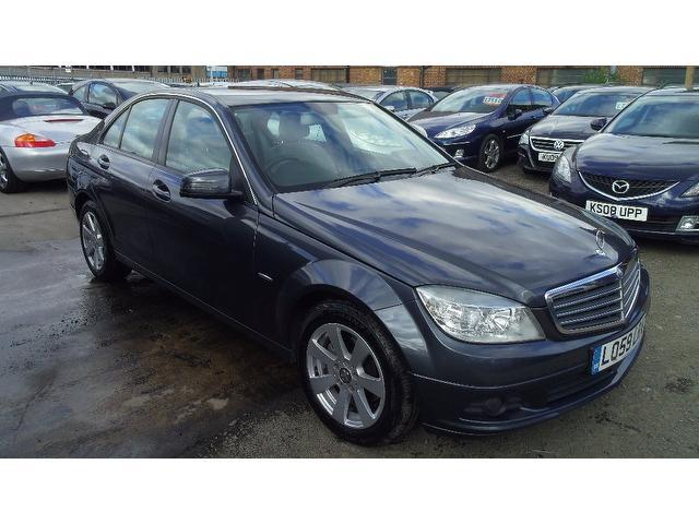 Used mercedes benz 2010 automatic diesel class c200 cdi for Used mercedes benz diesel for sale