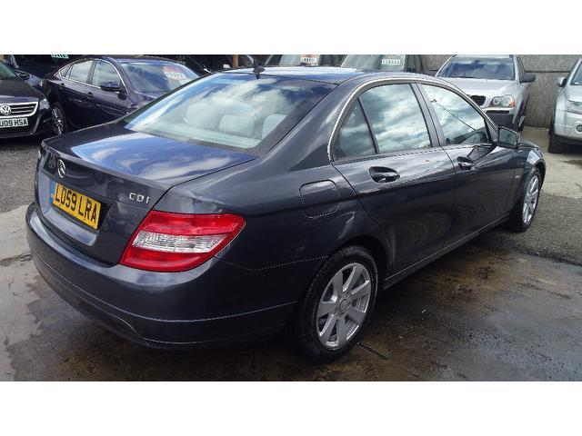 used mercedes benz 2010 automatic diesel class c200 cdi blueefficiency grey for sale uk autopazar. Black Bedroom Furniture Sets. Home Design Ideas