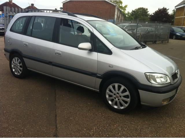 used vauxhall zafira for sale in kent uk autopazar. Black Bedroom Furniture Sets. Home Design Ideas