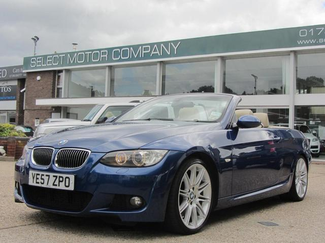 Bmw 3 Series 2007 Diesel Convertible
