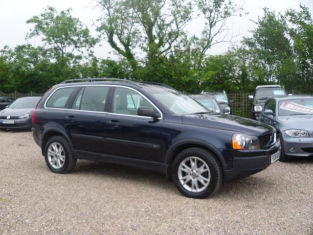 used 2006 volvo xc90 4x4 2 4 d5 se 5dr diesel for sale in nuneaton uk autopazar. Black Bedroom Furniture Sets. Home Design Ideas