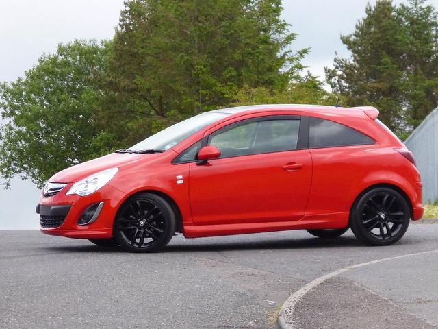 Used Vauxhall Corsa 2000 Petrol 1 2 Limited Edition 3dr