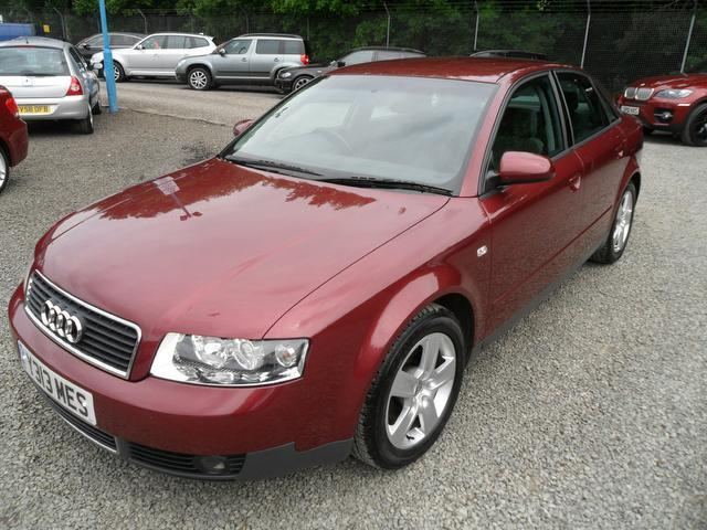 used audi a4 2001 red colour diesel 1 9 tdi 130 sport saloon for sale in inveralmond place uk. Black Bedroom Furniture Sets. Home Design Ideas