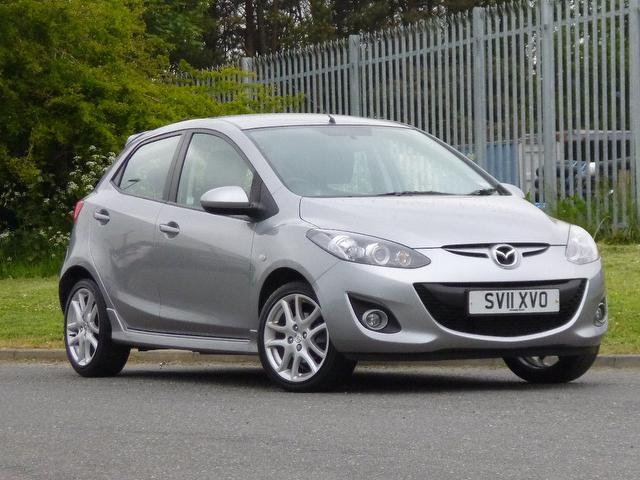 used 2011 mazda mazda2 hatchback 1 3 takuya 5dr petrol for sale in turrif uk autopazar. Black Bedroom Furniture Sets. Home Design Ideas