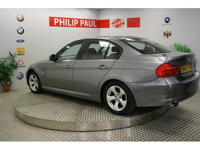 Used Bmw 3 Series Car 2010 Grey Diesel 320d Efficientdynamics 4 Door ...