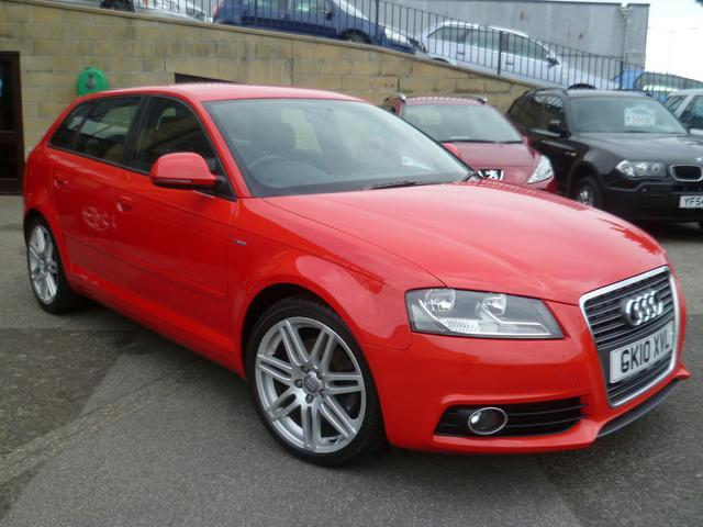 used 2010 audi a3 hatchback 2 0 tdi 170 s diesel for sale in penzance uk autopazar. Black Bedroom Furniture Sets. Home Design Ideas