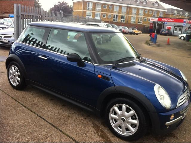 used mini one 2004 blue colour diesel 1 4 d 3 door hatchback for sale in ashford uk autopazar. Black Bedroom Furniture Sets. Home Design Ideas