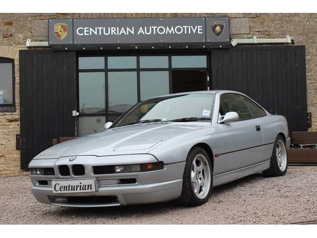 used bmw 8 series car 2008 silver petrol 840 ci sport coupe for sale in kettering uk autopazar. Black Bedroom Furniture Sets. Home Design Ideas