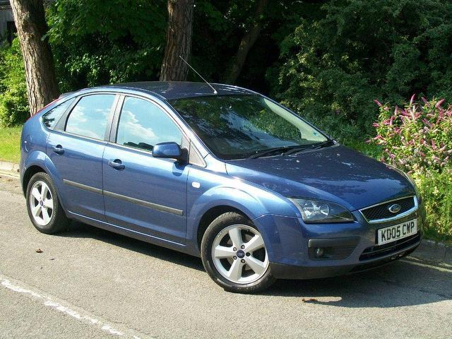 ford focus 2005 manuel uk