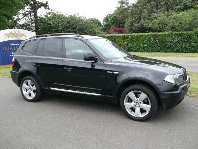 used bmw x3 for sale under 16000 autopazar. Black Bedroom Furniture Sets. Home Design Ideas