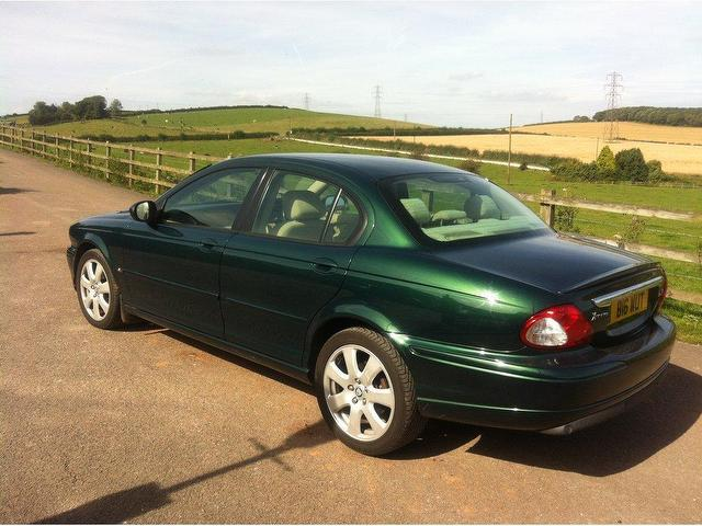 used 2004 jaguar x type saloon 2 0 v6 4dr auto petrol for. Black Bedroom Furniture Sets. Home Design Ideas