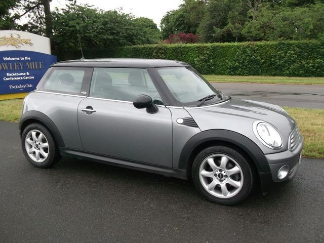 Used Cars In Newmarket >> Used Grey Mini 1.6 2010 Petrol Cooper Graphite [122] 3dr Hatchback In Great Condition For Sale ...