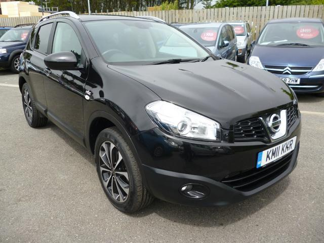 used 2011 nissan qashqai hatchback black edition 2 0 dci n tec 5dr diesel for sale in penzance. Black Bedroom Furniture Sets. Home Design Ideas