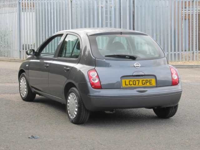 used nissan micra 2007 diesel techno grey edition for sale. Black Bedroom Furniture Sets. Home Design Ideas
