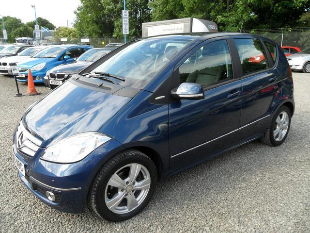 Used mercedes benz 2008 automatic petrol class a170 for Mercedes benz 2008 for sale