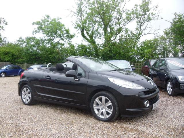 used peugeot 207 convertible for sale uk autopazar. Black Bedroom Furniture Sets. Home Design Ideas