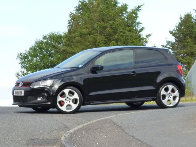 Used Volkswagen Polo 1.4 Tsi 180 Gti Hatchback - 2011 Petrol for Sale in UK