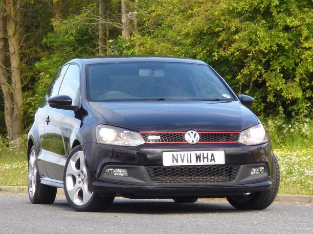 Used Volkswagen Polo 2011 - Hatchback Petrol Automatic for Sale