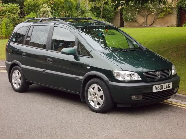 used vauxhall zafira city for sale uk autopazar. Black Bedroom Furniture Sets. Home Design Ideas