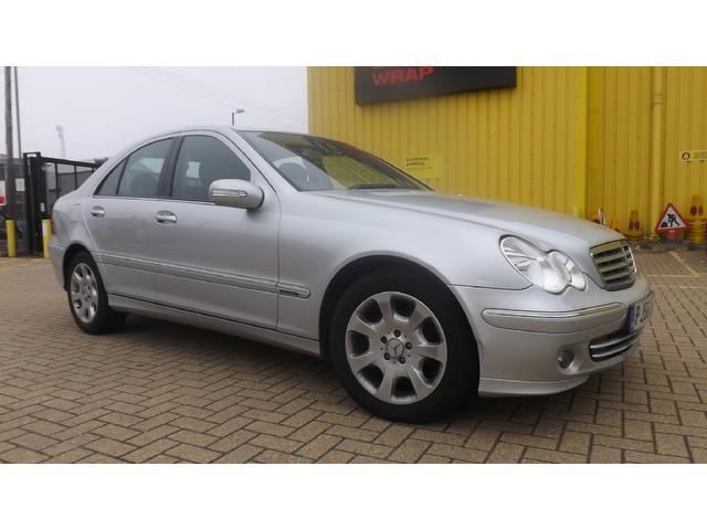 Used mercedes benz 2007 automatic diesel class c200 cdi for Used mercedes benz diesel for sale