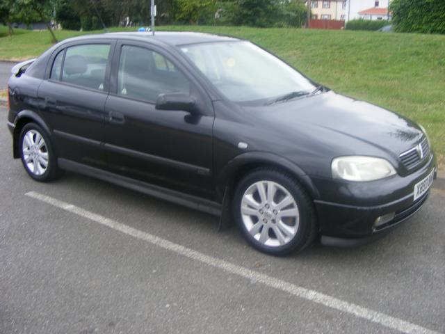 used vauxhall astra for sale under 6000 autopazar. Black Bedroom Furniture Sets. Home Design Ideas