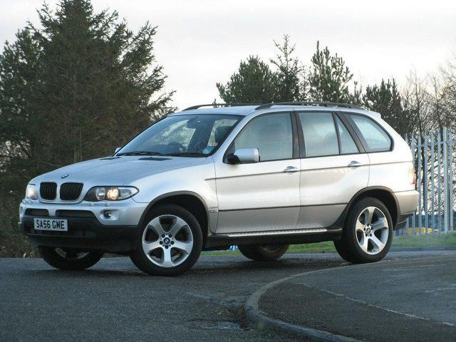 used bmw x5 2006 diesel sport 5dr auto 4x4 silver automatic for sale in turrif uk autopazar. Black Bedroom Furniture Sets. Home Design Ideas