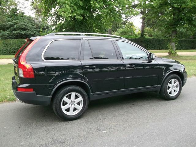used volvo xc90 2010 diesel 2 4 d5 active 5dr 4x4 black edition for sale in newmarket uk autopazar. Black Bedroom Furniture Sets. Home Design Ideas