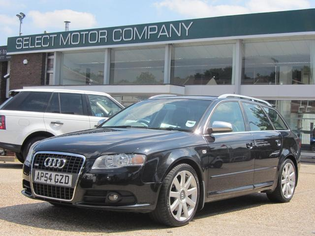 Audi a4 estate for sale uk 17