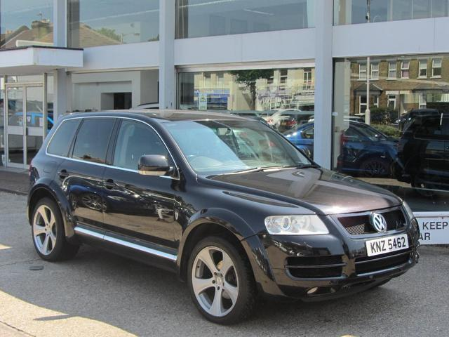 used volkswagen touareg 2004 for sale uk autopazar. Black Bedroom Furniture Sets. Home Design Ideas