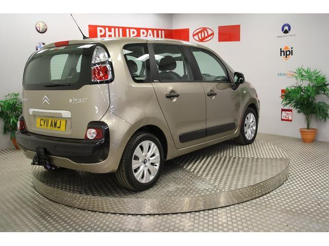 used citroen c3 2011 diesel picasso 1 6 hdi 8v estate beige edition for sale in oswestry uk. Black Bedroom Furniture Sets. Home Design Ideas