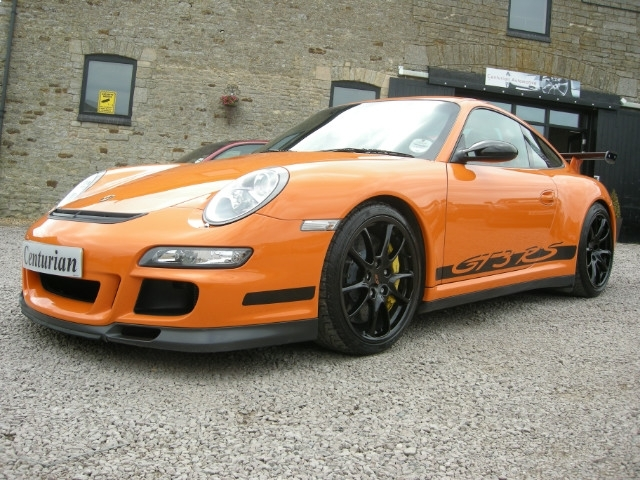used porsche 911 car 2007 petrol gt3 rs 2 door coupe for. Black Bedroom Furniture Sets. Home Design Ideas