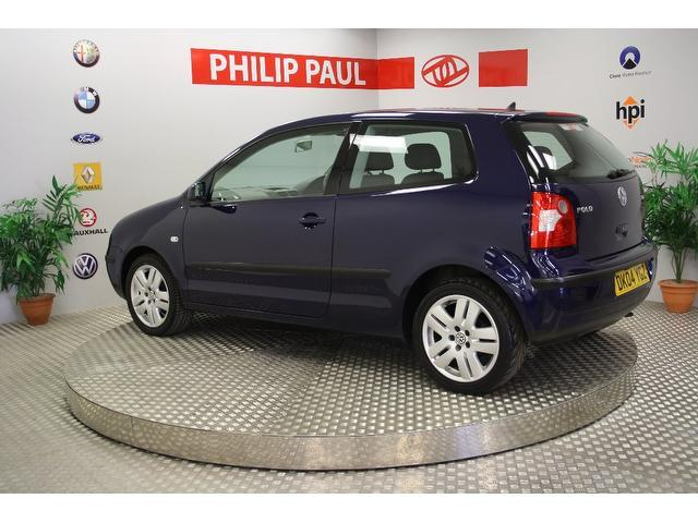 used volkswagen polo 2004 diesel 1 4 se tdi 75 hatchback. Black Bedroom Furniture Sets. Home Design Ideas