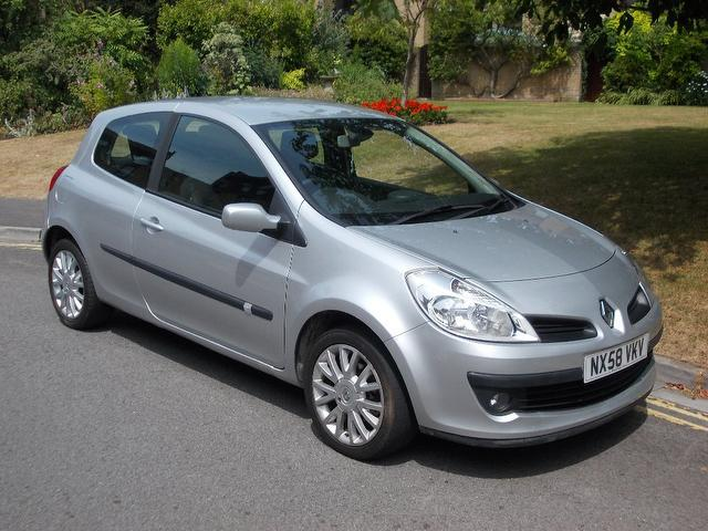 Used Renault Clio For Sale In Uk Autopazar