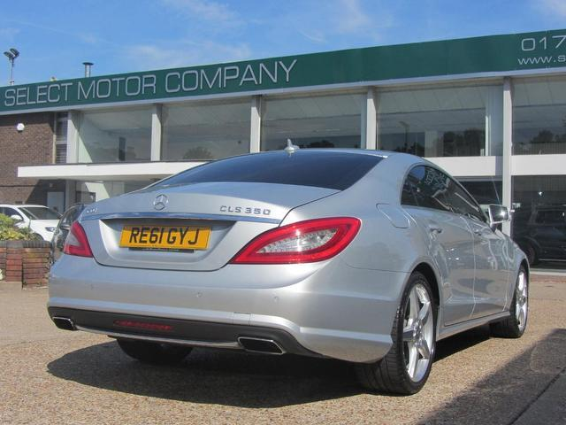 Used mercedes benz 2011 diesel cls 350 cdi blueefficiency for Used mercedes benz cls for sale