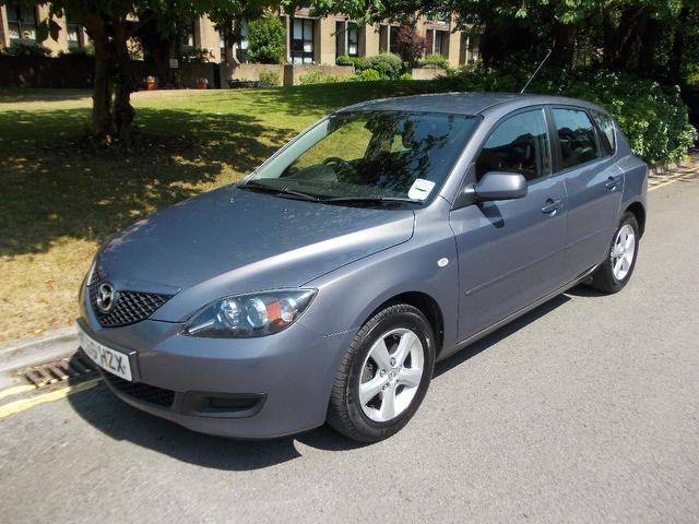 used 2006 mazda mazda3 hatchback 1 6 katano 5dr petrol for sale in keynsham uk autopazar. Black Bedroom Furniture Sets. Home Design Ideas