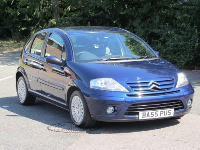 used citroen c3 car 2005 blue diesel for sale in epsom uk autopazar. Black Bedroom Furniture Sets. Home Design Ideas