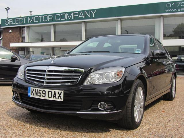 Used mercedes benz 2009 diesel class c220 cdi for Used mercedes benz diesel for sale