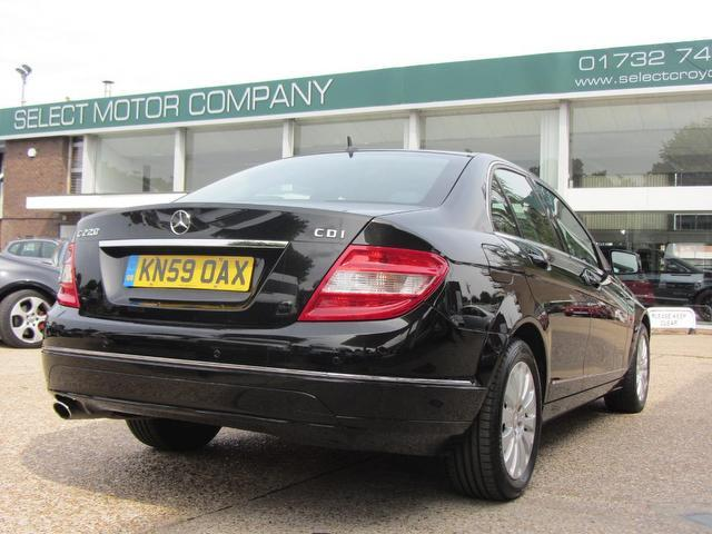Used mercedes benz 2009 diesel class c220 cdi for Used mercedes benz a class for sale