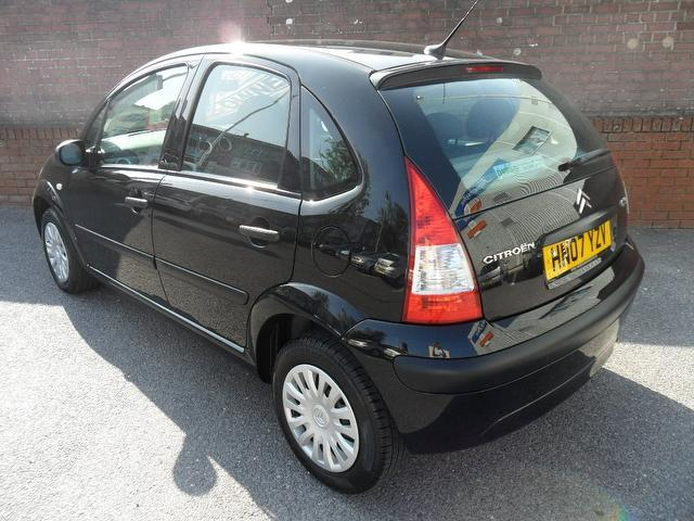 used citroen c3 2007 diesel 1 4 hdi cool 5dr hatchback black edition for sale in southampton uk. Black Bedroom Furniture Sets. Home Design Ideas